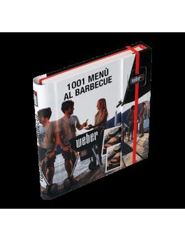 """Weber ricettario """"1001 menù..."""