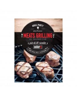 "Weber ricettario ""Meats..."