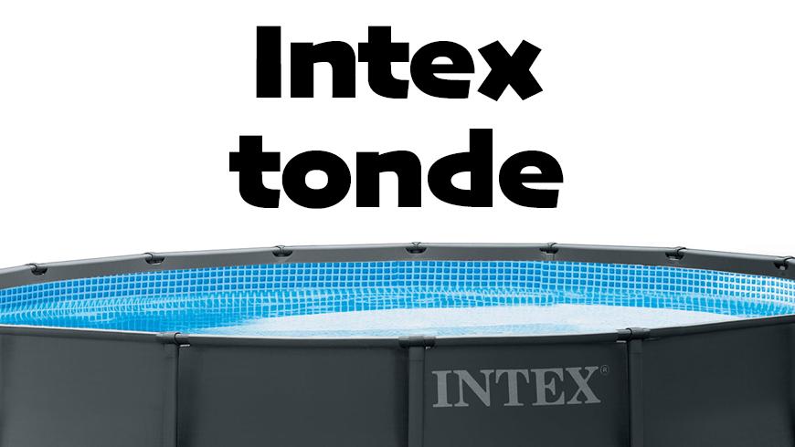 INTEX - Tonde